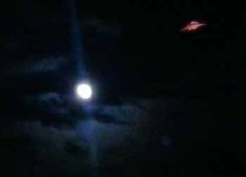 UFO Photo from West End, North Carolina on March 26, 2013