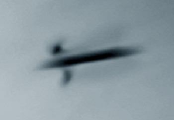 Photo UFO over Amsterdam, Netherlands, June 10, 2013