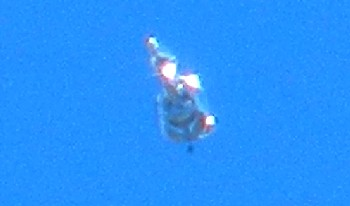 UFO Photo from Glenolden, Pennsylvania on June 19, 2013