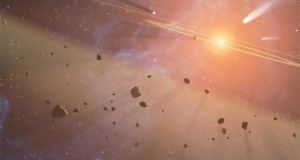 Researchers Propose New Theory to Explain Seeds of Life in Asteroids