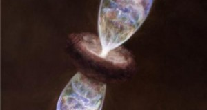 Astronomers Discover Large 'Hot' Cocoon Around a Small Baby Star