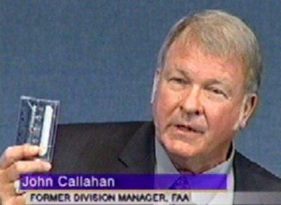 UFOs Are Real – FAA Division Chief John Callahan 2010