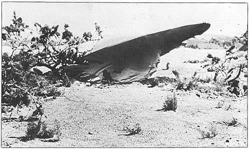 1947-Roswell UFO Crash