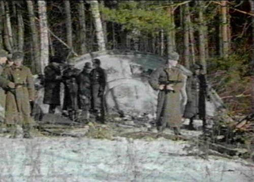 Russian Crash 1968