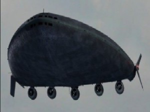 Stealth Blimp