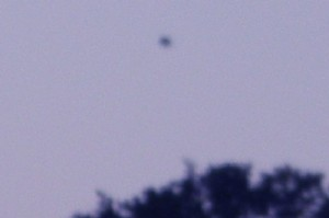 UFO Photo TX Lewisville 11May14