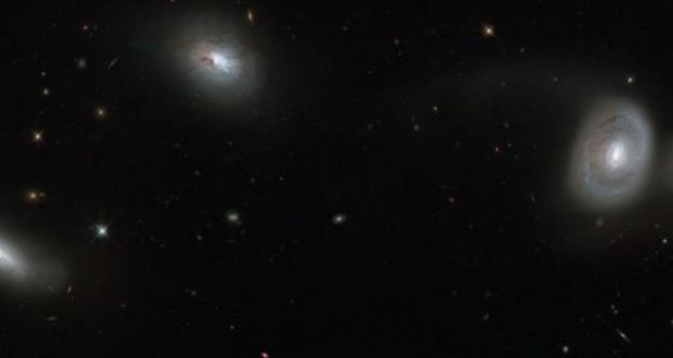 galaxy group HCG 16