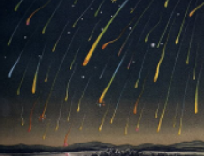 TauridMeteor Shower