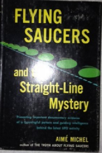 Saucers and Straight LineMystery
