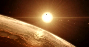 One of Seven Earth like Exoplanets Surrounding Trappist =1