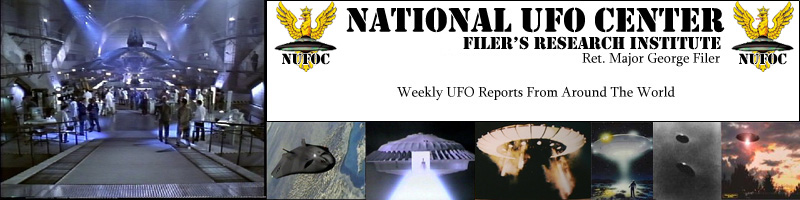 Official Website of The National UFO Center and Filer's Research Institute