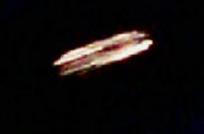 UFO Photo from Sequim, Washington on March 21, 2013