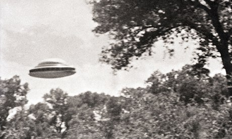 1963 picture purportedly showing a UFO in New Mexico