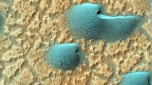 The weirdest things recently found on Mars