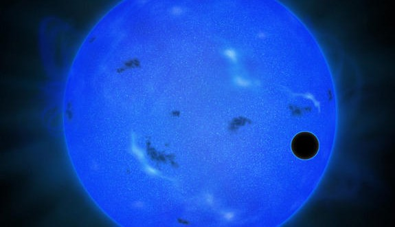 Strange Super Earth Planet Has Plasma