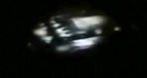 UFO Photo of UFO taken from airliner on October 17, 2013 over Brazil