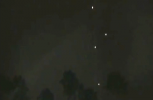 UFO Sightings Massive UFO Fleet Over LA? November 16 2013
