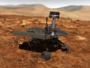 NASA Mars Exploration Rover