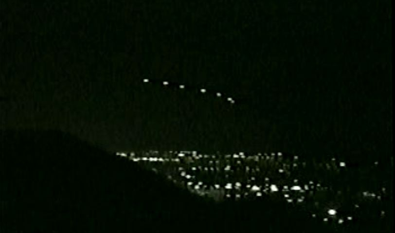 Phoenix Lights: The Valley's most famous UFO story  |Real Phoenix Lights