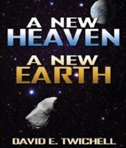 Book Cover New Earth