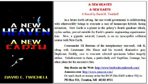 Heaven Twitchell Book New