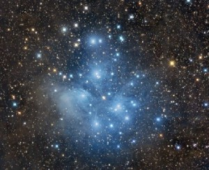 Pleiades, Robert Fields and Terr