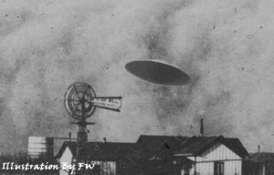 1897-UFO Crash at Aurora, Texas