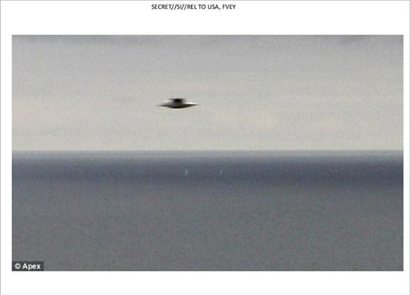Snowden GCHQ UFO slide 37. Image captured in Cornwall, England on October 1, 2011. UFO slide 37. Image captured in Cornwall, England on October 1, 2011.