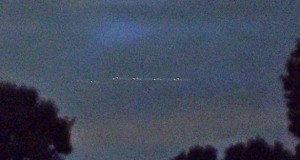 Texas UFO cropped orbs