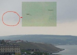 UFO photo UK Witby