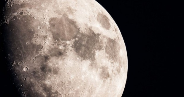 Moon formed nearly 100 million years
