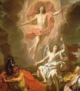 Resurrection of Christ by Noel Coypel, 1700