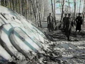 Russia UFO crash and recovery, 1968