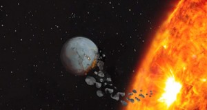 Some Sun-like stars are 'Earth-eaters.'