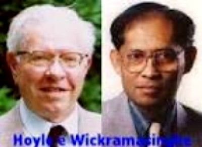 Hoyle and Wickramasinge