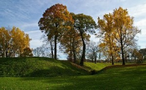 Ohio Great Circle Earthworks Newark