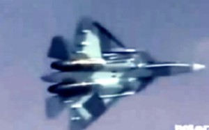 Russian Fighter Mikoyan LMFS