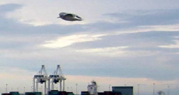 Canadian writer recalls UFO sighting