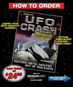 UFO Crash Book