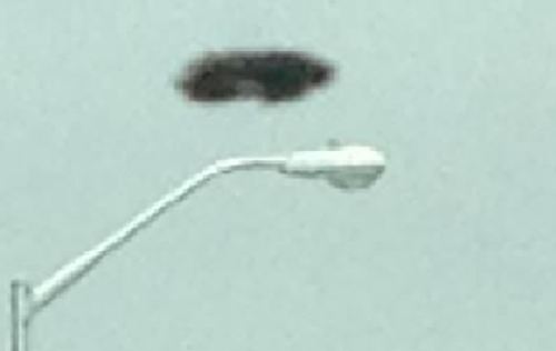 UFO captured over Marina, California on June 20, 2015