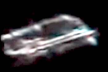 John Lenard Walson captured this video of a ship in space