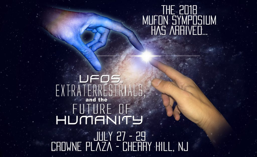 MUFON Symposium 2018 Cherry Hill NJ