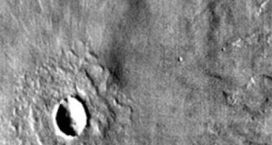 New Type of Impact Crater Discovered On Mars