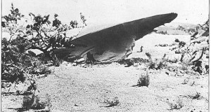 1947-Roswell UFO Crash
