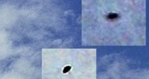 Discs captured over Entre Rios, Argentina on April 3, 2014