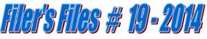 Filer's Files 19 Logo
