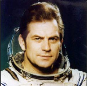 CosmonautMajor General Vladimir Kovalyonok,