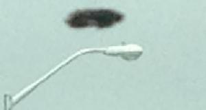 UFO captured over Marina, California on June 20, 2015